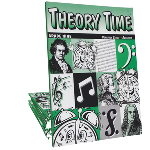 Theory Time®: Grade Nine Workbook