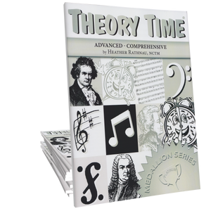 Theory Time® Medallion Series: Platinum Workbook