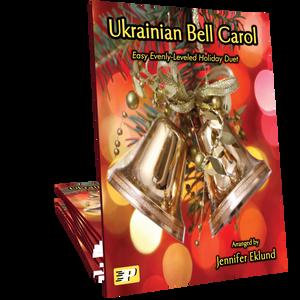 Ukrainian Bell Carol (Easy Evenly-Leveled Duet) **WEEKEND FREEBIE**