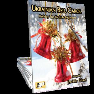 Ukrainian Bell Carol - Easy Piano Trio