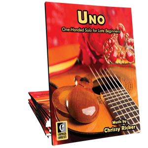 Uno - One-Handed Solo by Chrissy Ricker