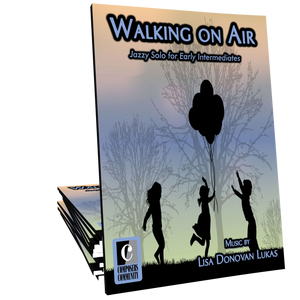 Walking on Air - Music by Lisa Donovan Lukas