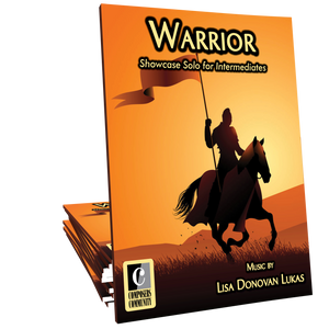 Warrior - Music by Lisa Donovan Lukas