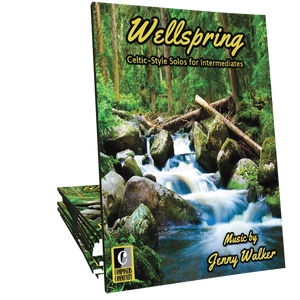 Wellspring - Songbook by Jenny Walker