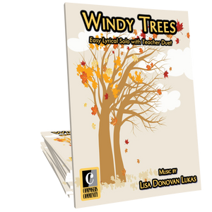 Windy Trees - Music by Lisa Donovan Lukas