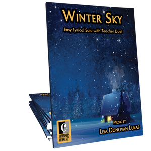 Winter Sky by Lisa Donovan Lukas