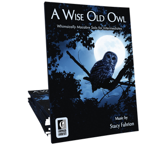 A Wise Old Owl - Music by Stacy Fahrion