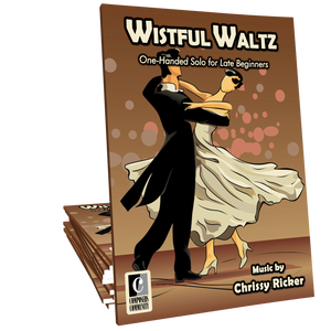 Wistful Waltz - One-Handed Solo by Chrissy Ricker