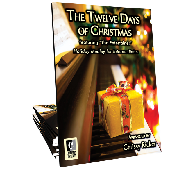 "The Twelve Days of Christmas (featuring ""The Entertainer"")"