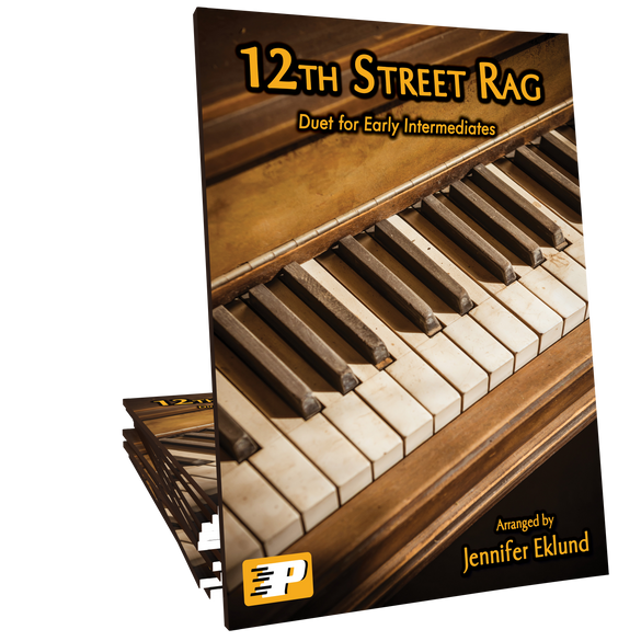12th Street Rag (Evenly-Leveled Duet)