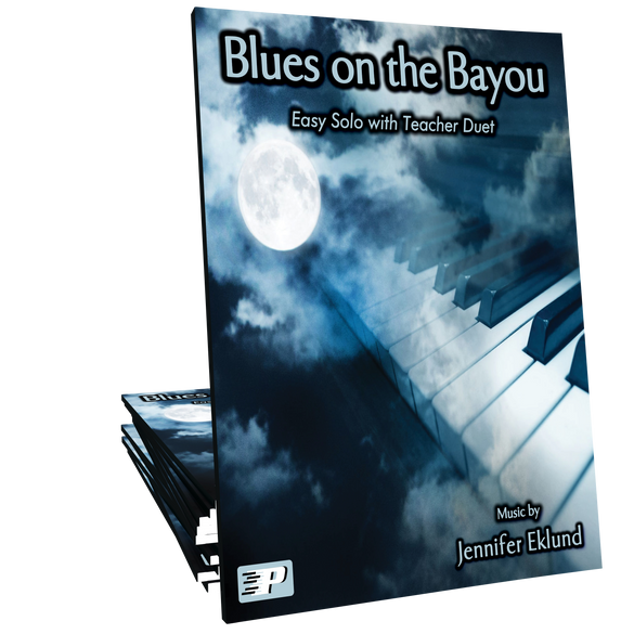 Blues on the Bayou (from Fired Up! Level Two)