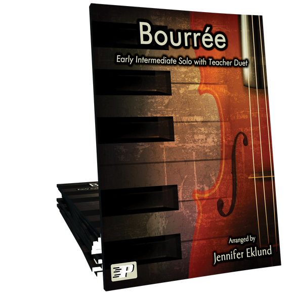 Bourree (from Piano Pronto: Movement 3)
