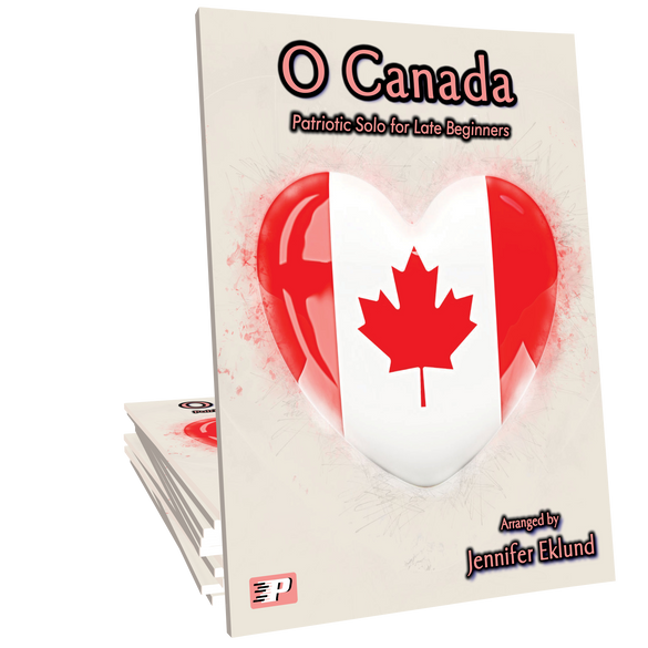 O Canada for Easy Piano