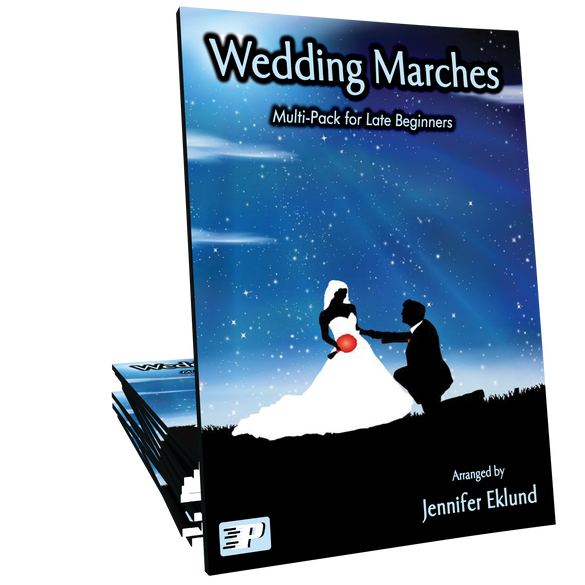 Wedding Recessional Songs Piano: Piano Pronto Publishing