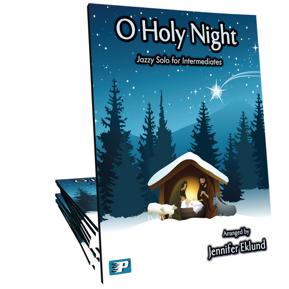O Holy Night - Jazzy Holiday Solo