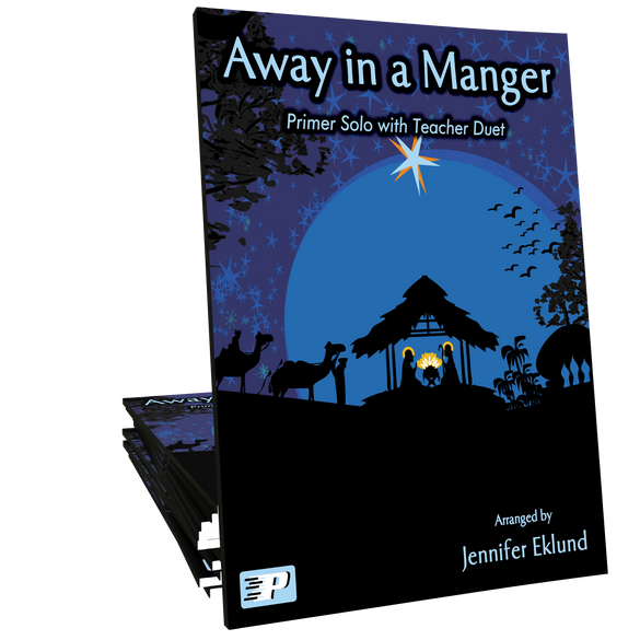 "Away in a Manger (from ""First Christmas Solos"")"