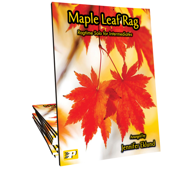 Maple Leaf Rag for Easy Piano