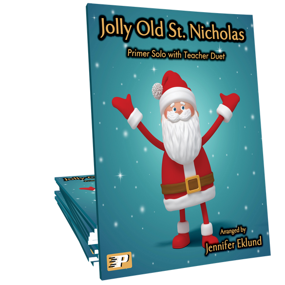 "Jolly Old St. Nicholas (from ""First Christmas Solos"")"