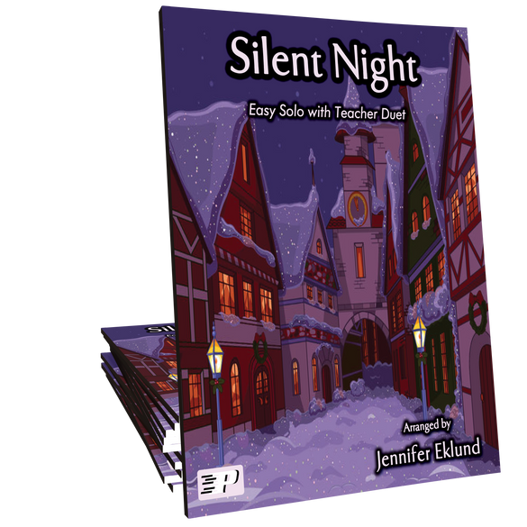 "Silent Night Duet (from ""Christmas for Two"")"
