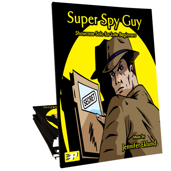 Super Spy Guy
