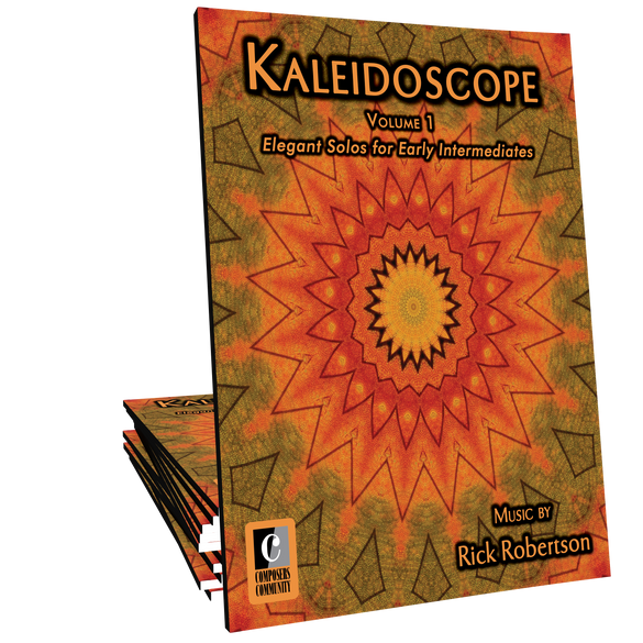 Kaleidoscope: Volume 1 Songbook