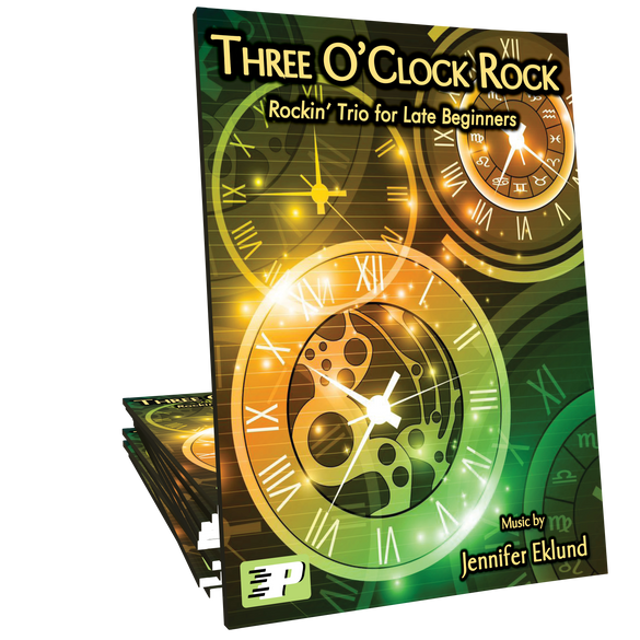 Three O'Clock Rock (Easy Trio)