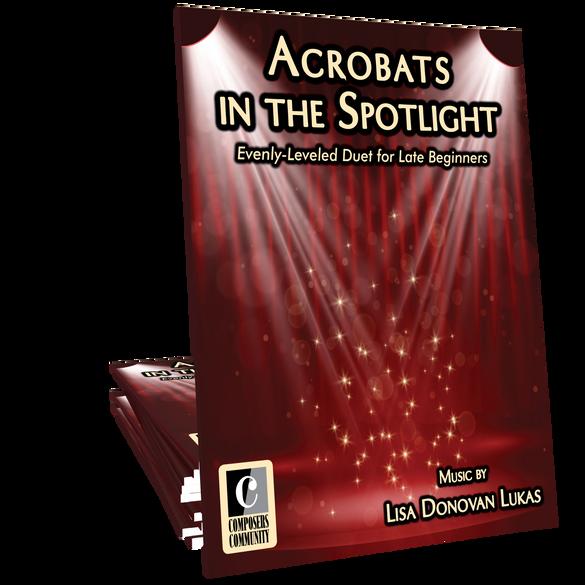 Acrobats in the Spotlight Duet