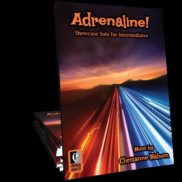 Adrenaline! - Music by Chrisanne Nahum