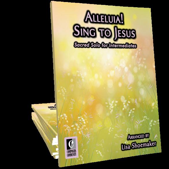 Alleluia! Sing to Jesus