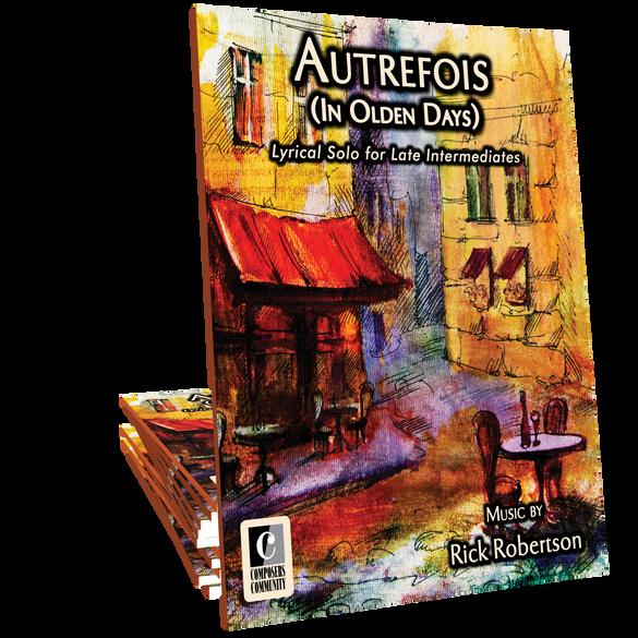 Autrefois (In Olden Days)