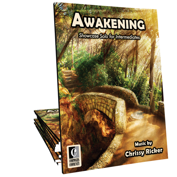 Awakening - Music by Chrissy Ricker