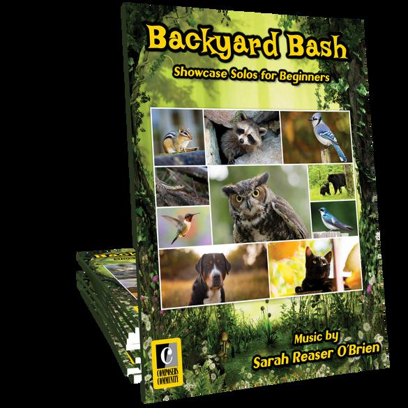 Backyard Bash Songbook