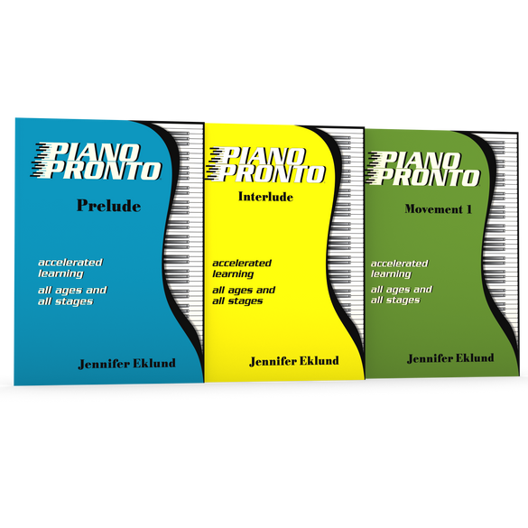 Piano Pronto® Beginners Starter Pack