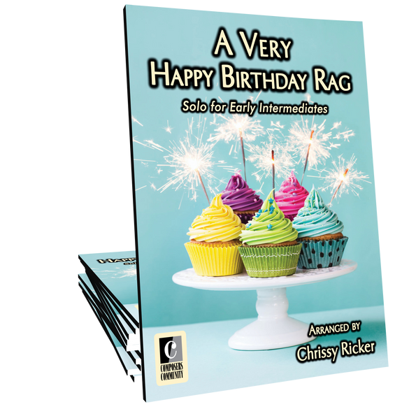 A Very Happy Birthday Rag