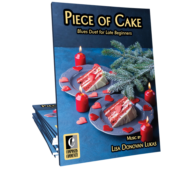 Piece of Cake - Duet by Lisa Donovan Lukas