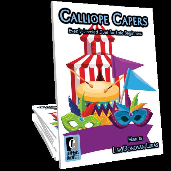 Calliope Capers Duet