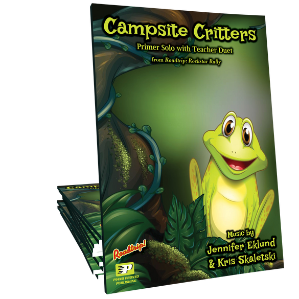 Campsite Critters (from Roadtrip®: Rockstar Rally)