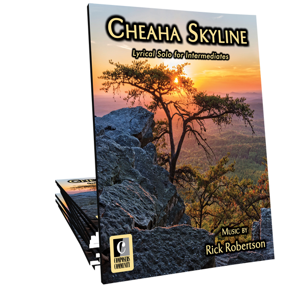 Cheaha Skyline