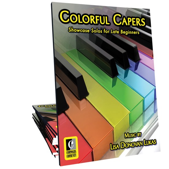 Colorful Capers Songbook