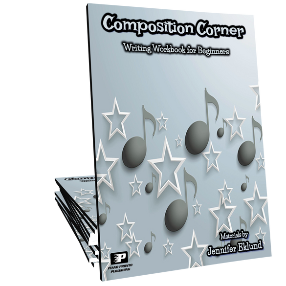 Composition Corner: Writing Workbook for Beginners
