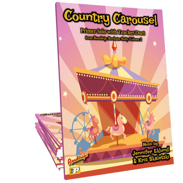 Country Carousel (from Roadtrip®: Rockstar Rally Vol. 2)
