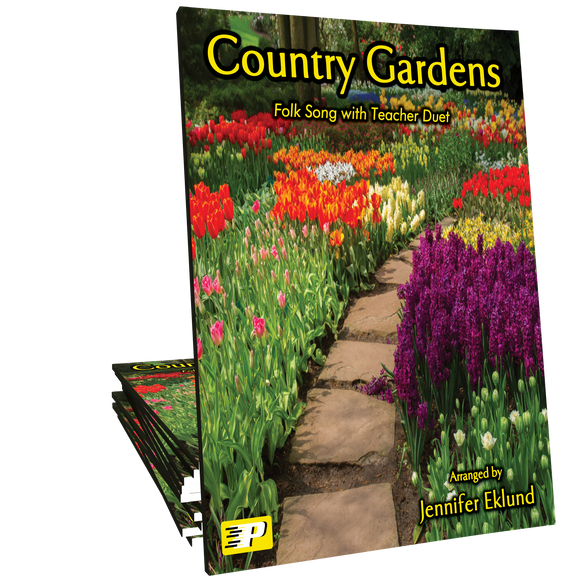 Country Gardens (with teacher duet)