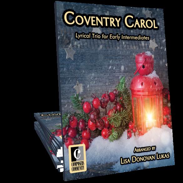Coventry Carol Trio - Arranged by Lisa Donovan Lukas
