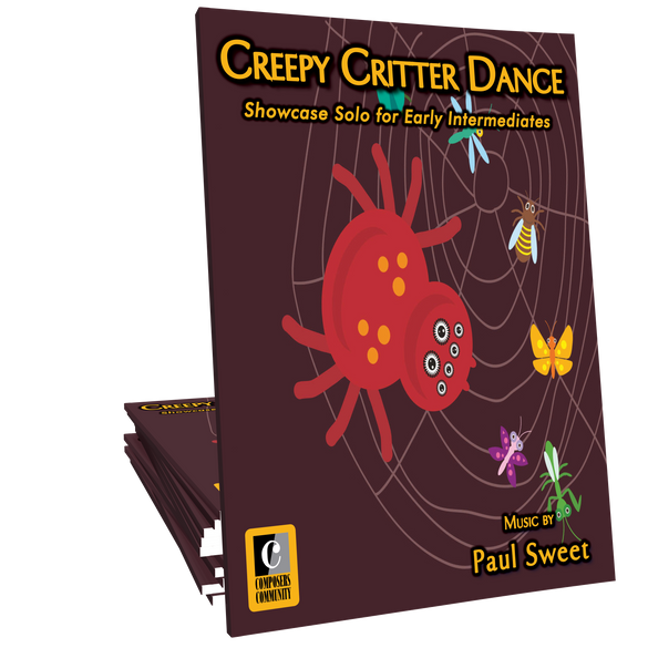 Creepy Critter Dance
