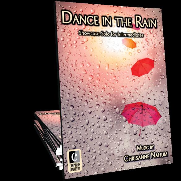 Dance in the Rain - Music by Chrisanne Nahum