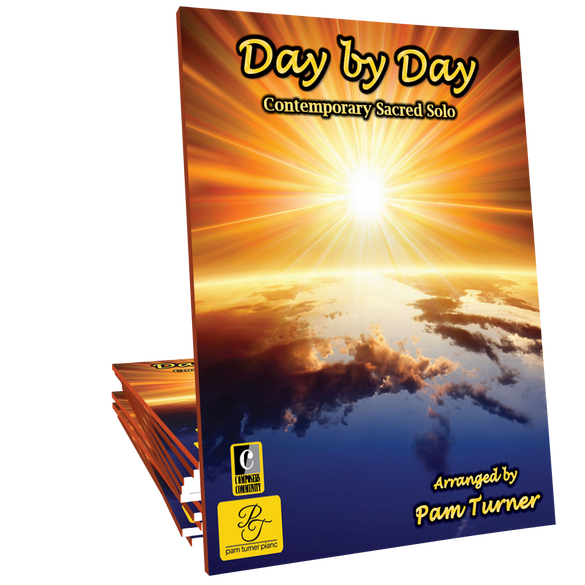 Day by Day - Arranged by Pam Turner