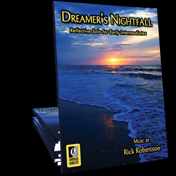 Dreamer's Nightfall - Music by Rick Robertson