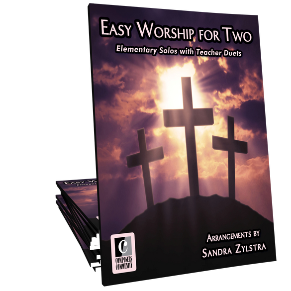 Easy Worship for Two Songbook