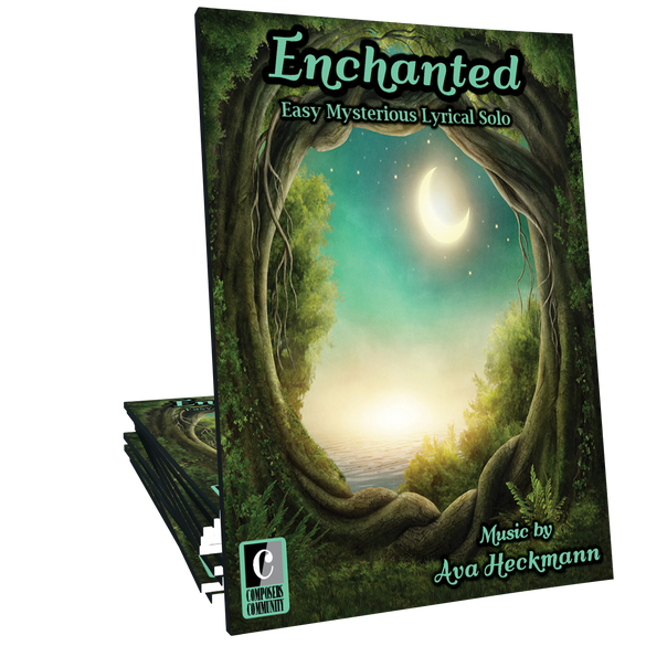 Enchanted - Music by Ava Heckmann