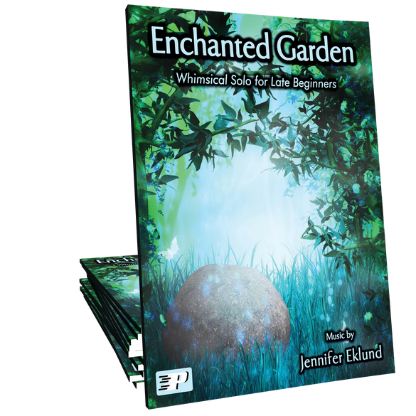Enchanted Garden (Black-Key Solo)